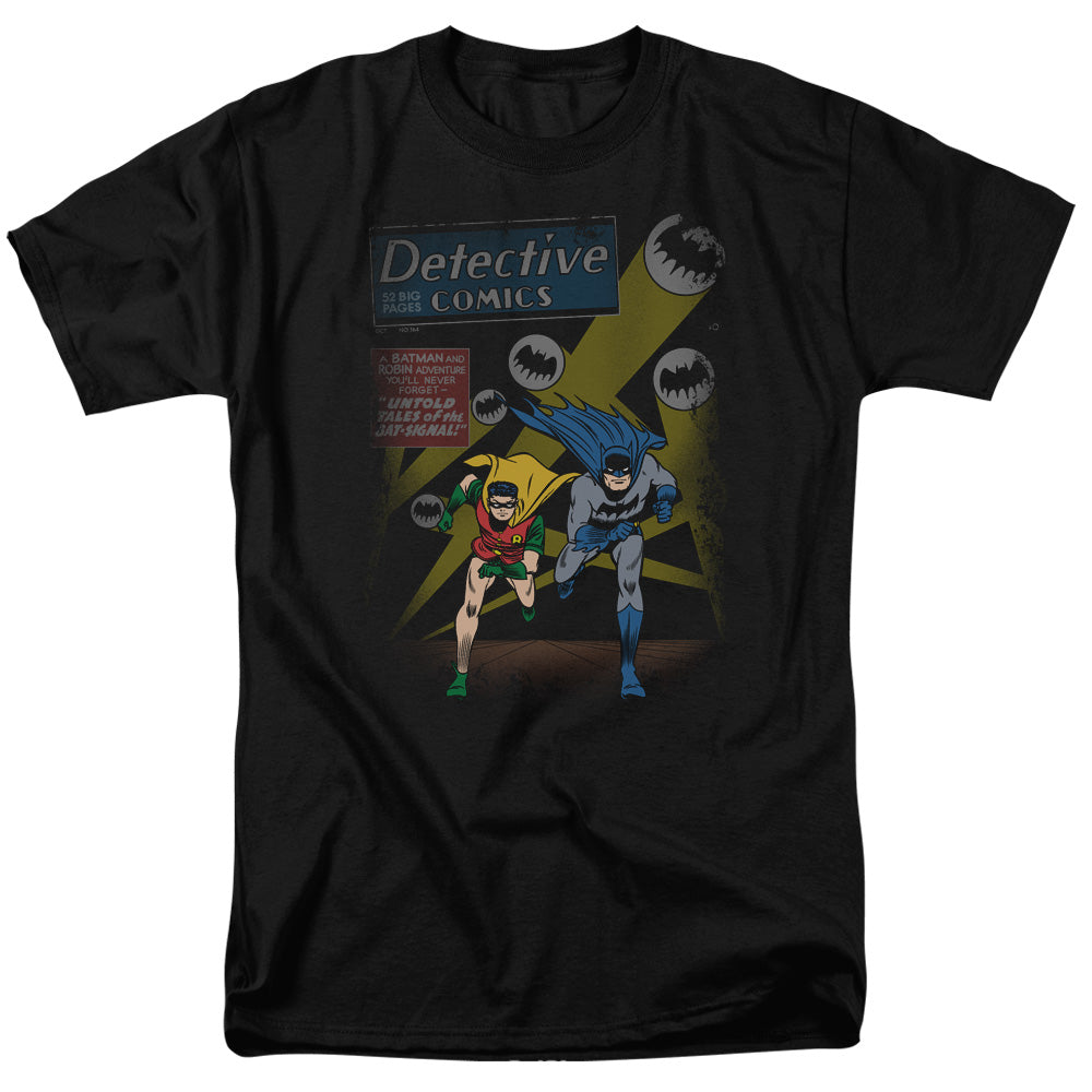 Batman - Dynamic Duo Short Sleeve Adult 18/1 Tee - Special Holiday Gift