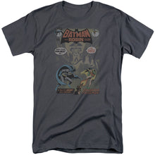 Batman - #232 Cover Short Sleeve Adult Tall Tee - Special Holiday Gift