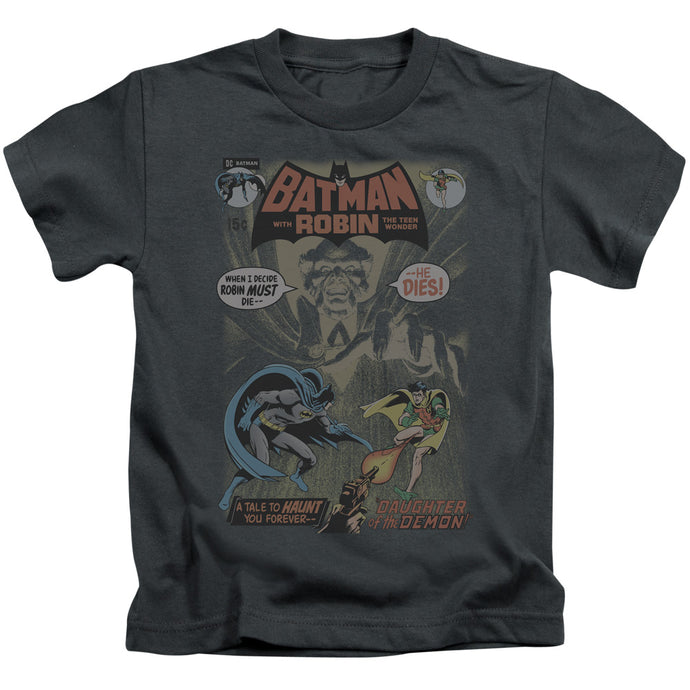 Batman - #232 Cover Short Sleeve Juvenile 18/1 Tee - Special Holiday Gift