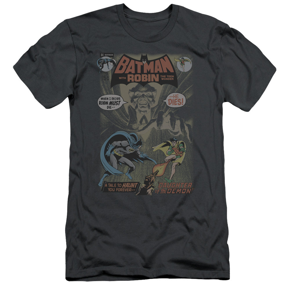 Batman - #232 Cover Short Sleeve Adult 30/1 Tee - Special Holiday Gift