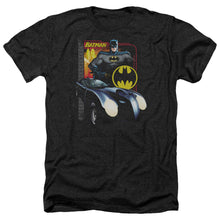 Batman - Bat Racing Adult Heather - Special Holiday Gift