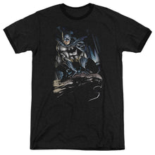 Batman - Perched Adult Heather - Special Holiday Gift
