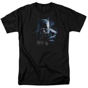 Batman - Don't Mess With The Bat Short Sleeve Adult 18/1 Tee - Special Holiday Gift