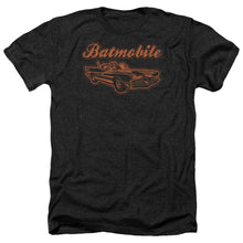 Batman - Batmobile Adult Heather - Special Holiday Gift