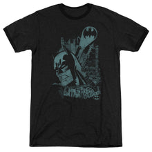 Batman - Gritted Teeth Adult Heather - Special Holiday Gift