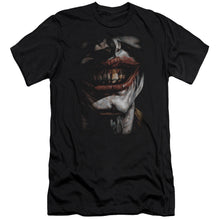 Batman - Smile Of Evil Short Sleeve Adult 30/1 Tee - Special Holiday Gift