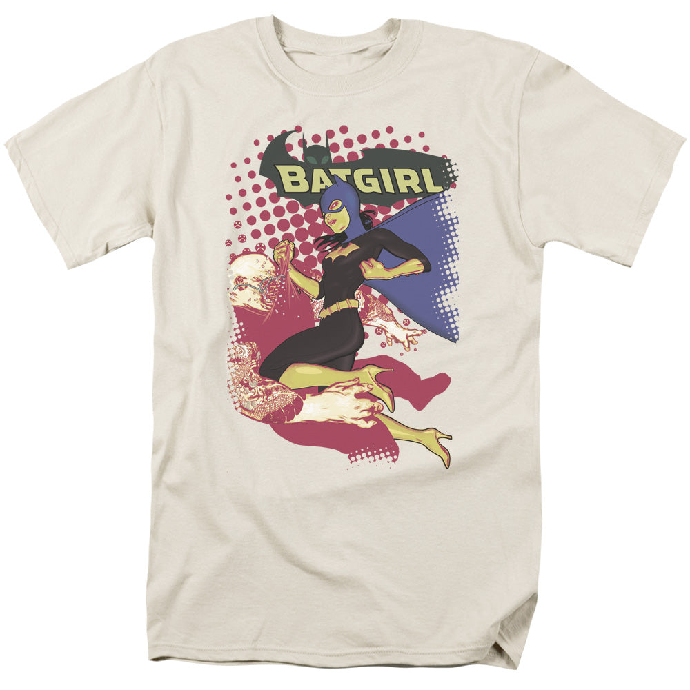 Batman - Batgirl Crunch Short Sleeve Adult 18/1 Tee - Special Holiday Gift