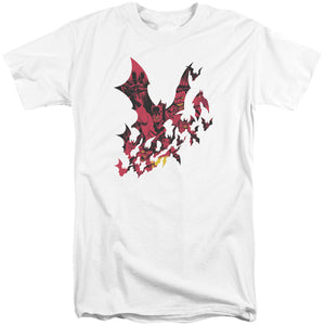Batman - Broken City Short Sleeve Adult Tall Tee - Special Holiday Gift