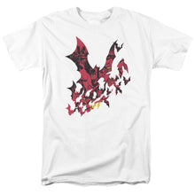 Batman - Broken City Short Sleeve Adult 18/1 Tee - Special Holiday Gift