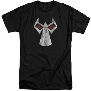 Batman - Bane Mask Short Sleeve Adult Tall Tee - Special Holiday Gift