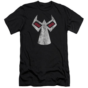 Batman - Bane Mask Short Sleeve Adult 30/1 Tee - Special Holiday Gift