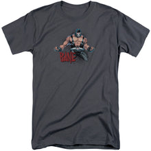 Batman - Bane Flex Short Sleeve Adult Tall Tee - Special Holiday Gift