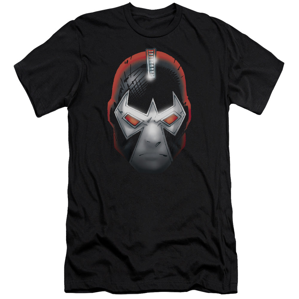 Batman - Bane Head Short Sleeve Adult 30/1 Tee - Special Holiday Gift