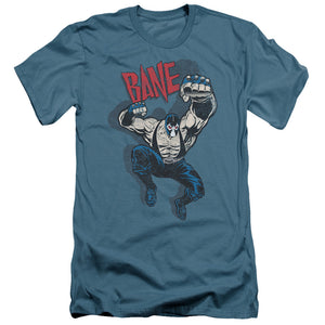 Batman - Bane Vintage Short Sleeve Adult 30/1 Tee - Special Holiday Gift