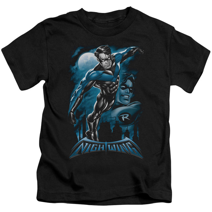 Batman - All Grown Up Short Sleeve Juvenile 18/1 Tee - Special Holiday Gift