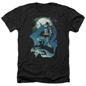 Batman - Glow Of The Moon Adult Heather - Special Holiday Gift
