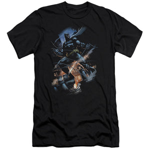 Batman - Gotham Knight Short Sleeve Adult 30/1 Tee - Special Holiday Gift