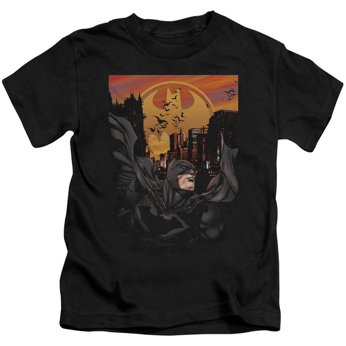 Batman - Always On Call Short Sleeve Juvenile 18/1 Tee - Special Holiday Gift
