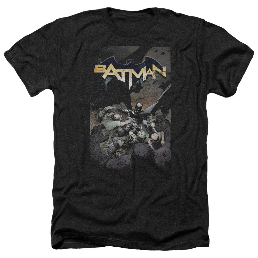 Batman - Batman One Adult Heather - Special Holiday Gift