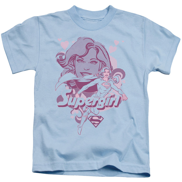 Dc - Supergirl Short Sleeve Juvenile 18/1 Tee - Special Holiday Gift