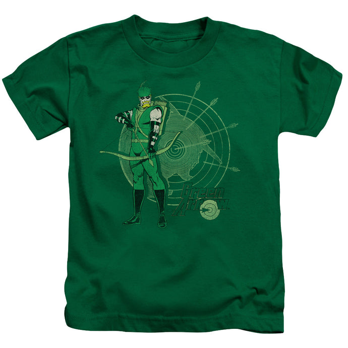 Dc - Arrow Target Short Sleeve Juvenile 18/1 Tee - Special Holiday Gift