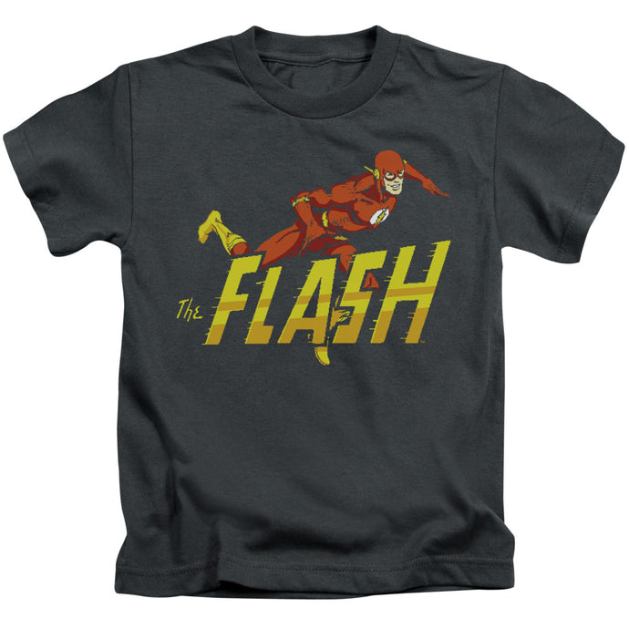 Dc - 8 Bit Flash Short Sleeve Juvenile 18/1 Tee - Special Holiday Gift