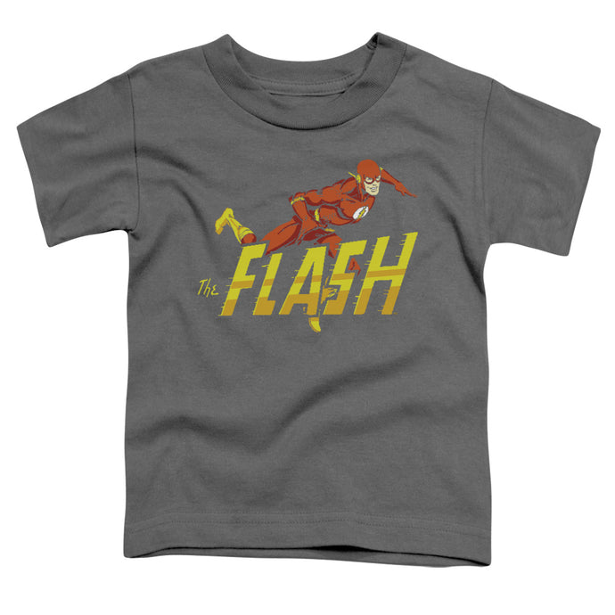 Dc - 8 Bit Flash Short Sleeve Toddler Tee - Special Holiday Gift