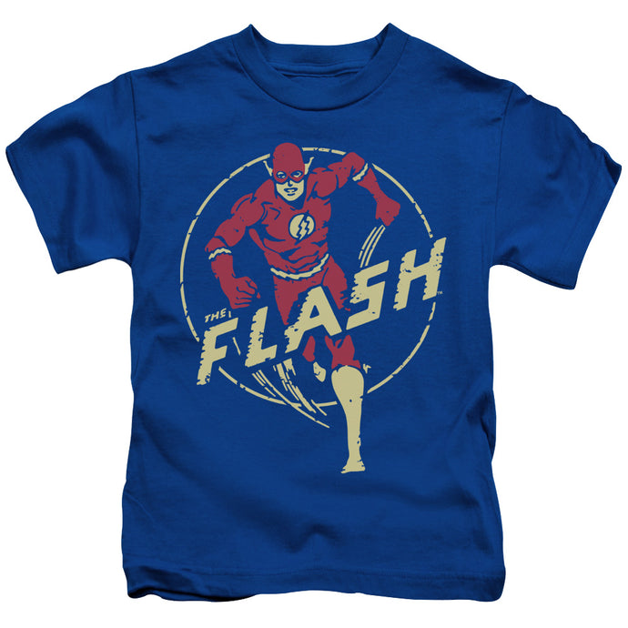 Dc - Flash Comics Short Sleeve Juvenile 18/1 Tee - Special Holiday Gift