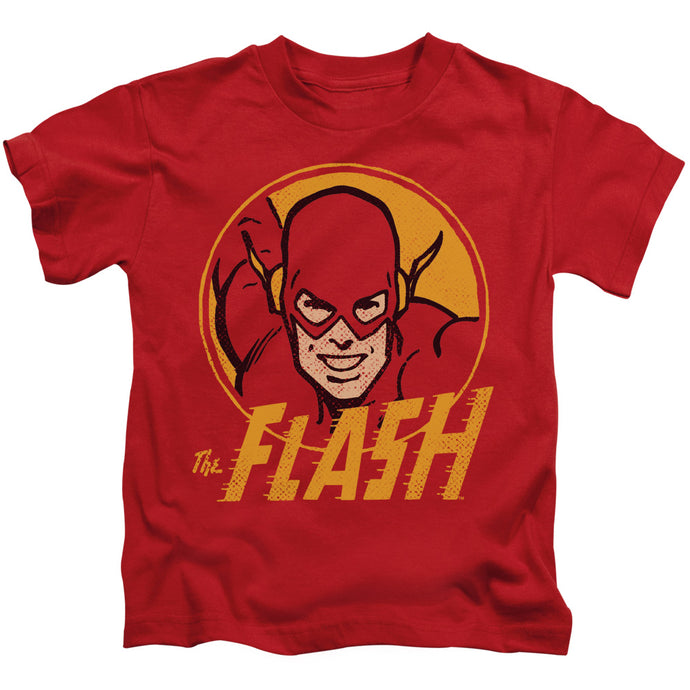 Dc - Flash Circle Short Sleeve Juvenile 18/1 Tee - Special Holiday Gift