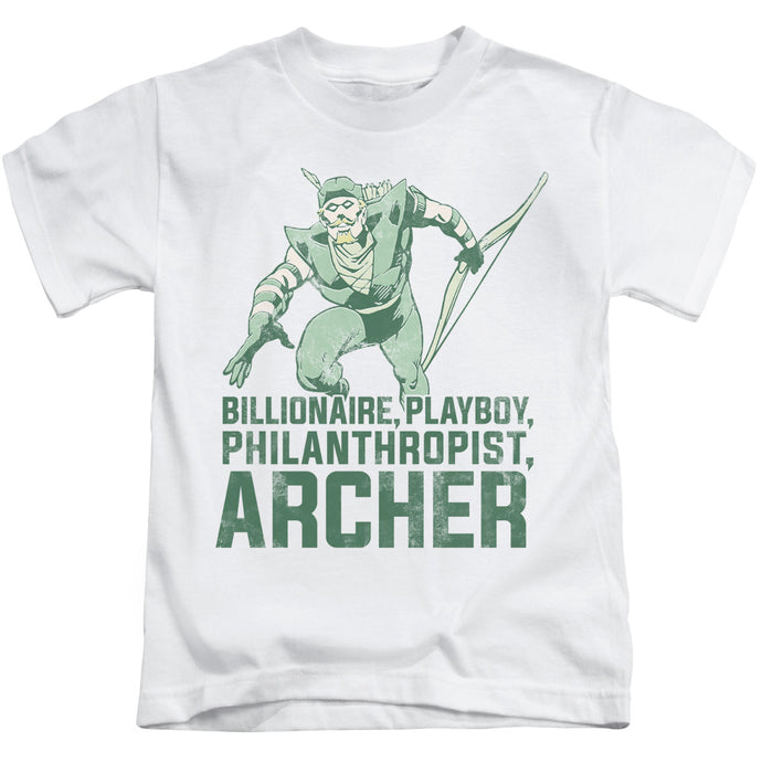 Dc - Archer Short Sleeve Juvenile 18/1 Tee - Special Holiday Gift