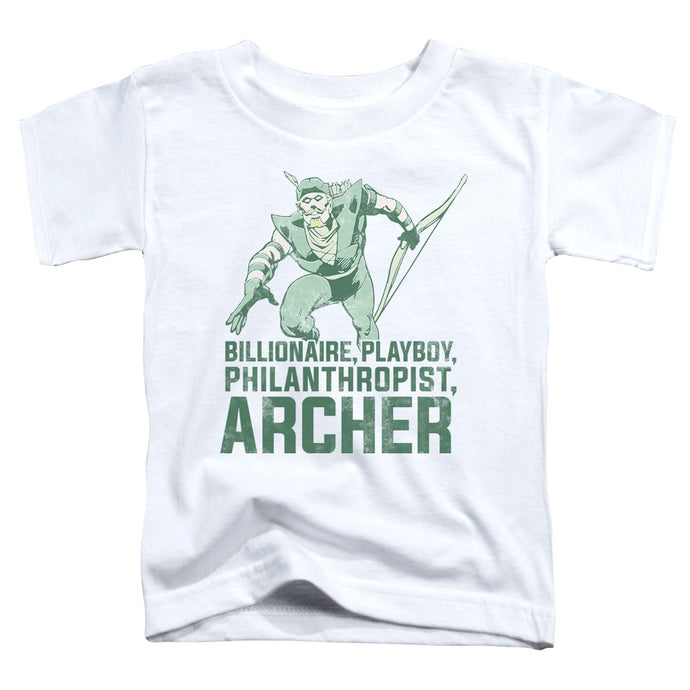 Dc - Archer Short Sleeve Toddler Tee - Special Holiday Gift