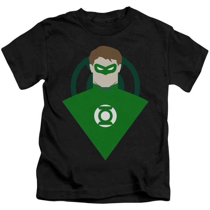 Dc - Simple Green Lantern Short Sleeve Juvenile 18/1 Tee - Special Holiday Gift