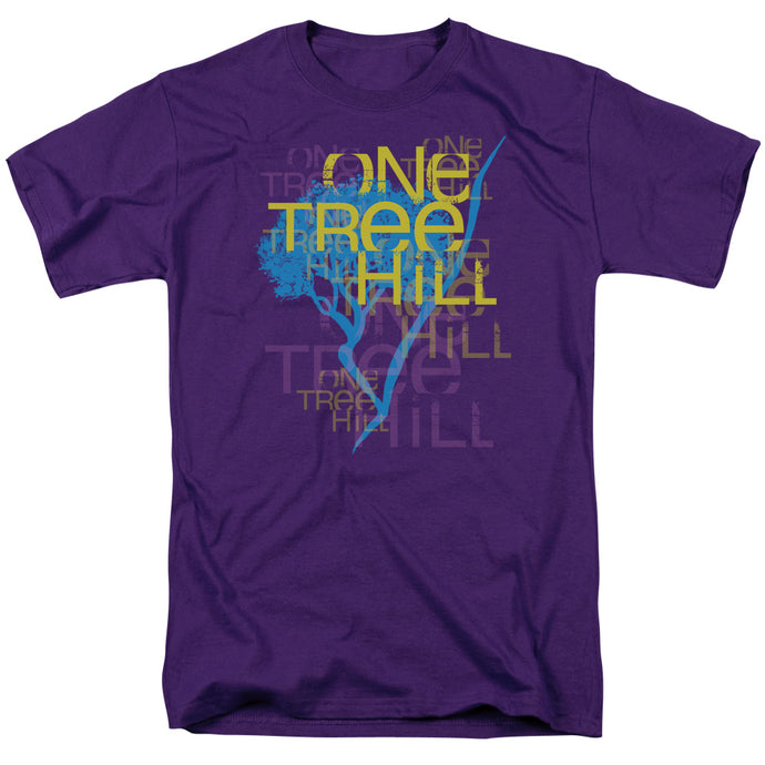 One Tree Hill - Title Short Sleeve Adult 18/1 Tee - Special Holiday Gift
