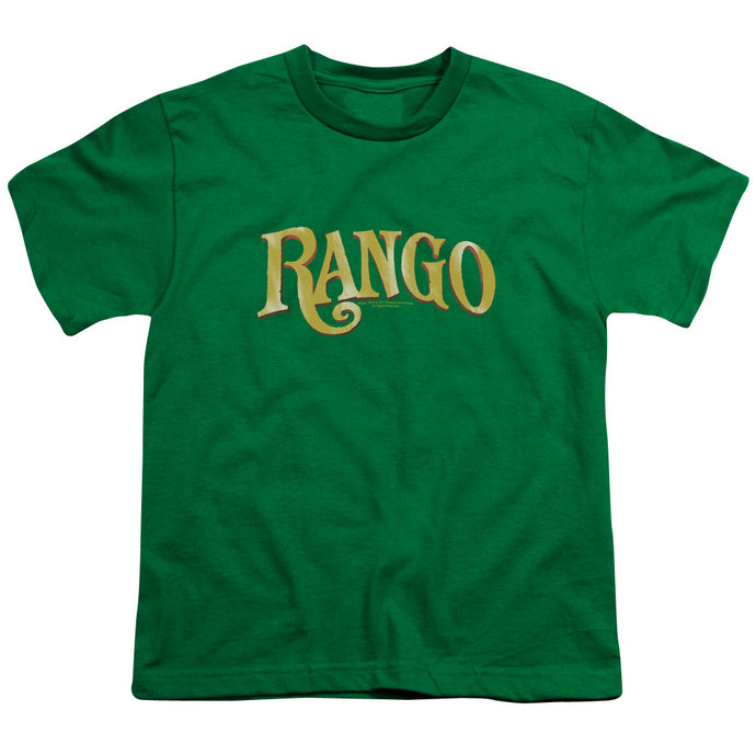 Rango - Logo Short Sleeve Youth 18/1 Tee - Special Holiday Gift