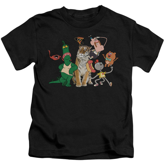 Uncle Grandpa - Group Short Sleeve Juvenile 18/1 Tee - Special Holiday Gift