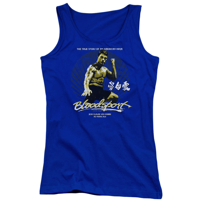 Bloodsport - American Ninja Juniors Tank Top - Special Holiday Gift