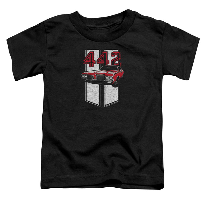 Oldsmobile - 442 Short Sleeve Toddler Tee - Special Holiday Gift
