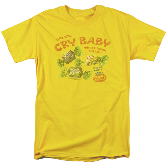 Cry Babies - Vintage Ad Short Sleeve Adult 18/1 Tee - Special Holiday Gift