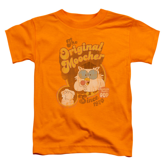 Tootsie Roll - Original Moocher Short Sleeve Toddler Tee - Special Holiday Gift
