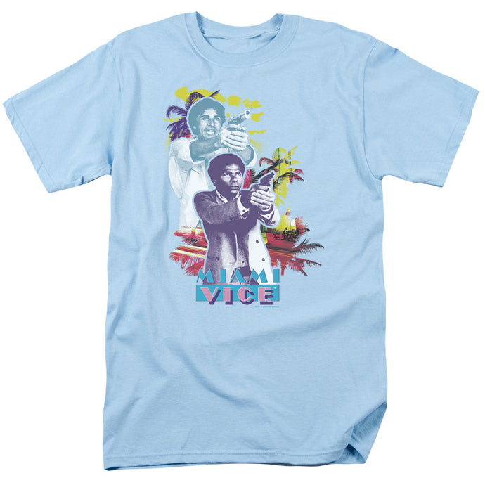Miami Vice - Freeze Short Sleeve Adult 18/1 Tee - Special Holiday Gift