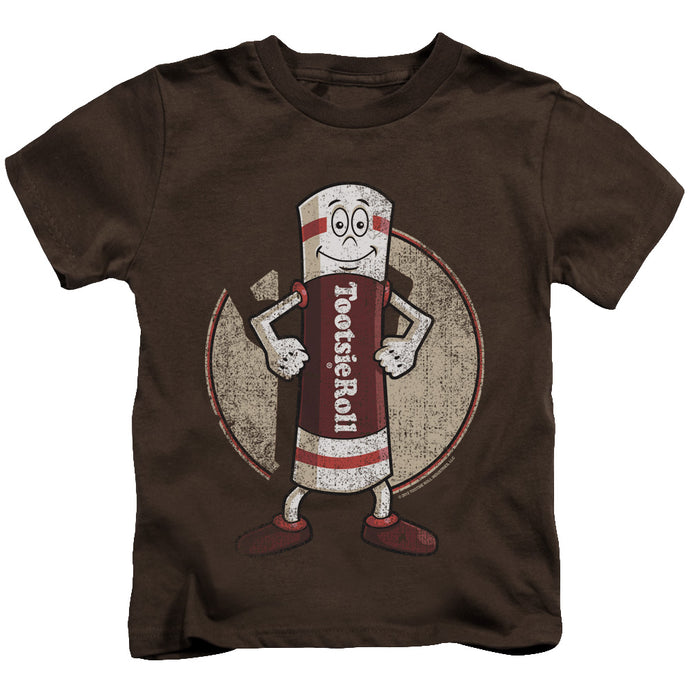 Tootsie Roll - Tootsie Man Short Sleeve Juvenile 18/1 Tee - Special Holiday Gift