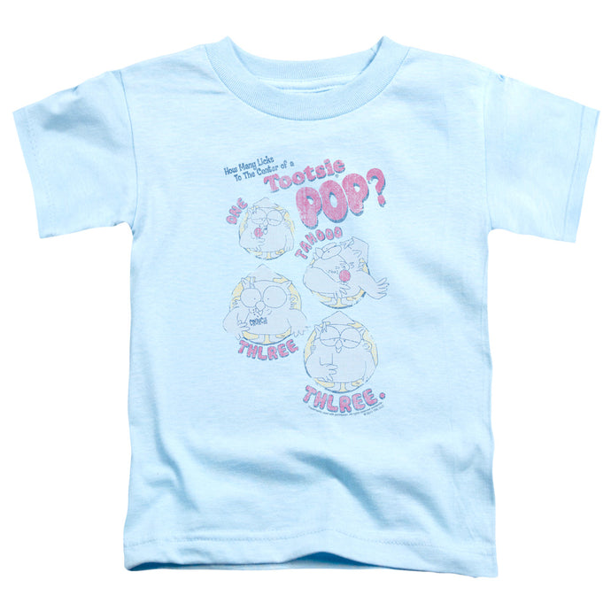 Tootsie Roll - Three Short Sleeve Toddler Tee - Special Holiday Gift