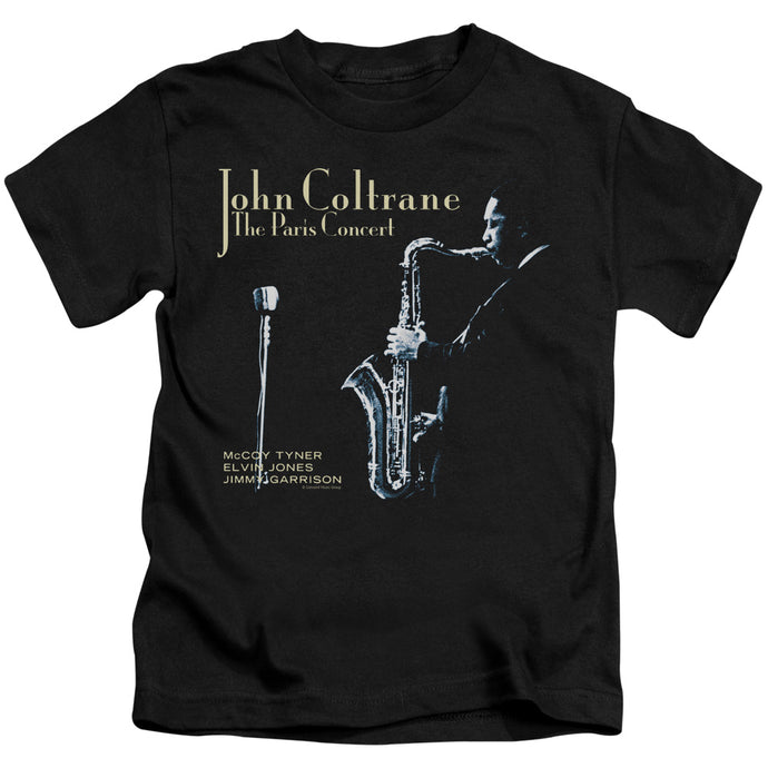 John Coltrane - Paris Coltrane Short Sleeve Juvenile 18/1 Tee - Special Holiday Gift