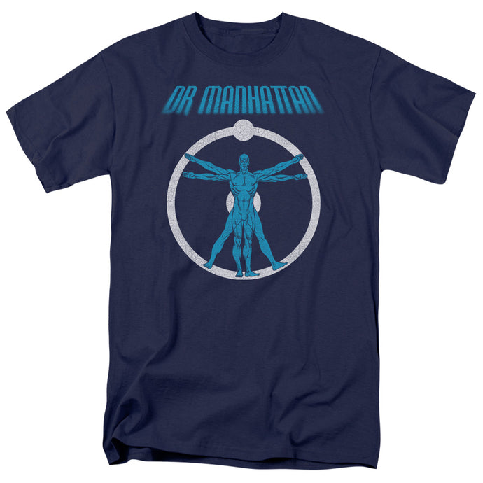 Watchmen - Anatomy Short Sleeve Adult 18/1 Tee - Special Holiday Gift