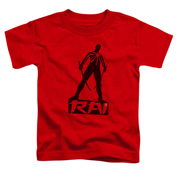 Rai - Silhouette Short Sleeve Toddler Tee - Special Holiday Gift