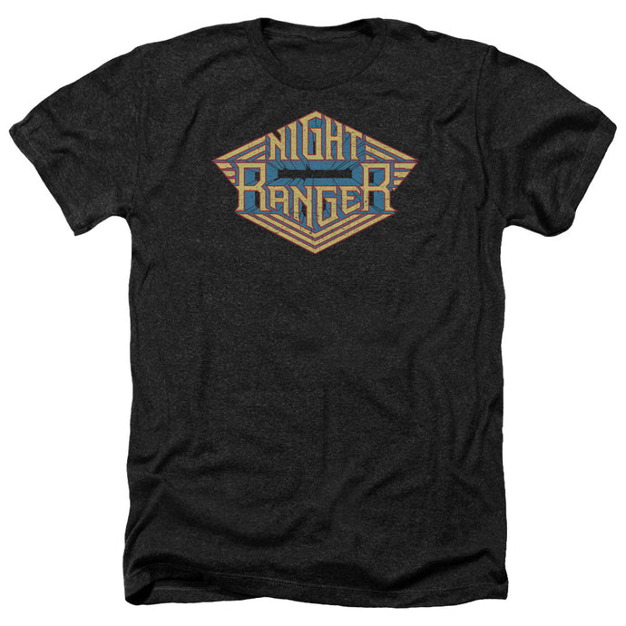 Night Ranger - Logo Adult Heather - Special Holiday Gift