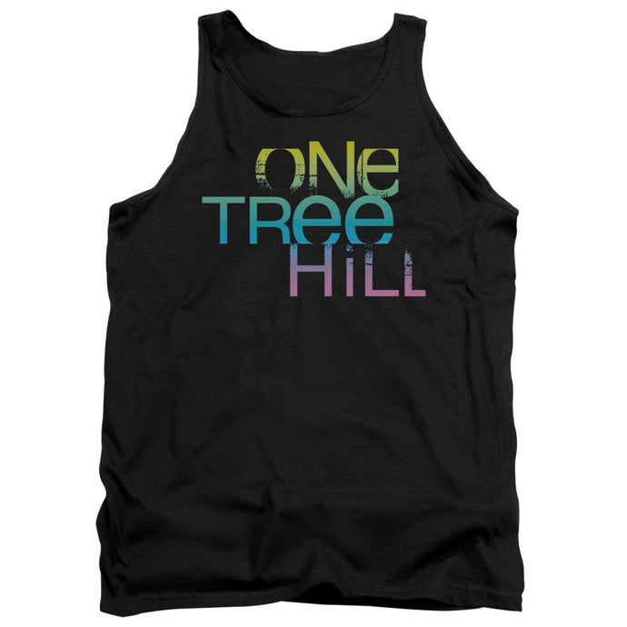 One Tree Hill - Color Blend Logo Adult Tank - Special Holiday Gift