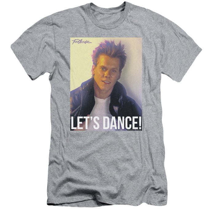 Footloose - Lets Dance Short Sleeve Adult 30/1 Tee - Special Holiday Gift