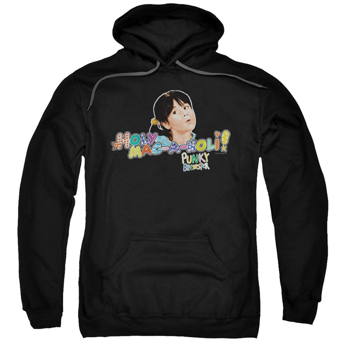 Punky Brewster - Holy Mac A Noli Adult Pull Over Hoodie - Special Holiday Gift