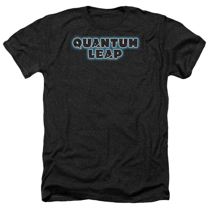 Quantum Leap - Logo Adult Heather - Special Holiday Gift